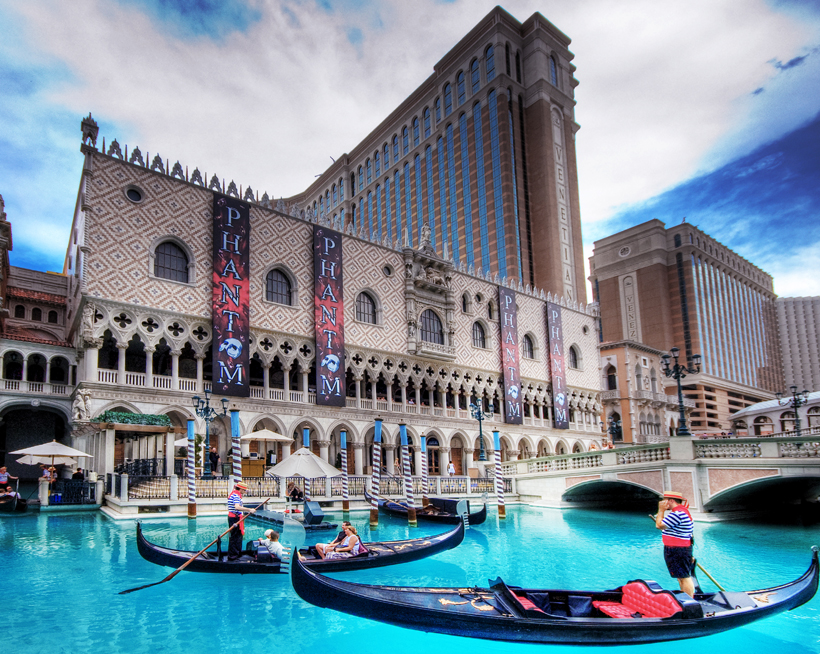 Live Poker - The Venetian Casino