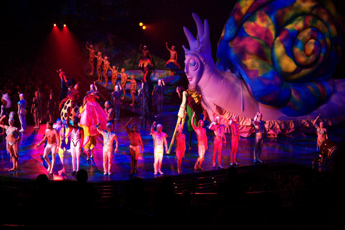 Coupon for mystere las vegas