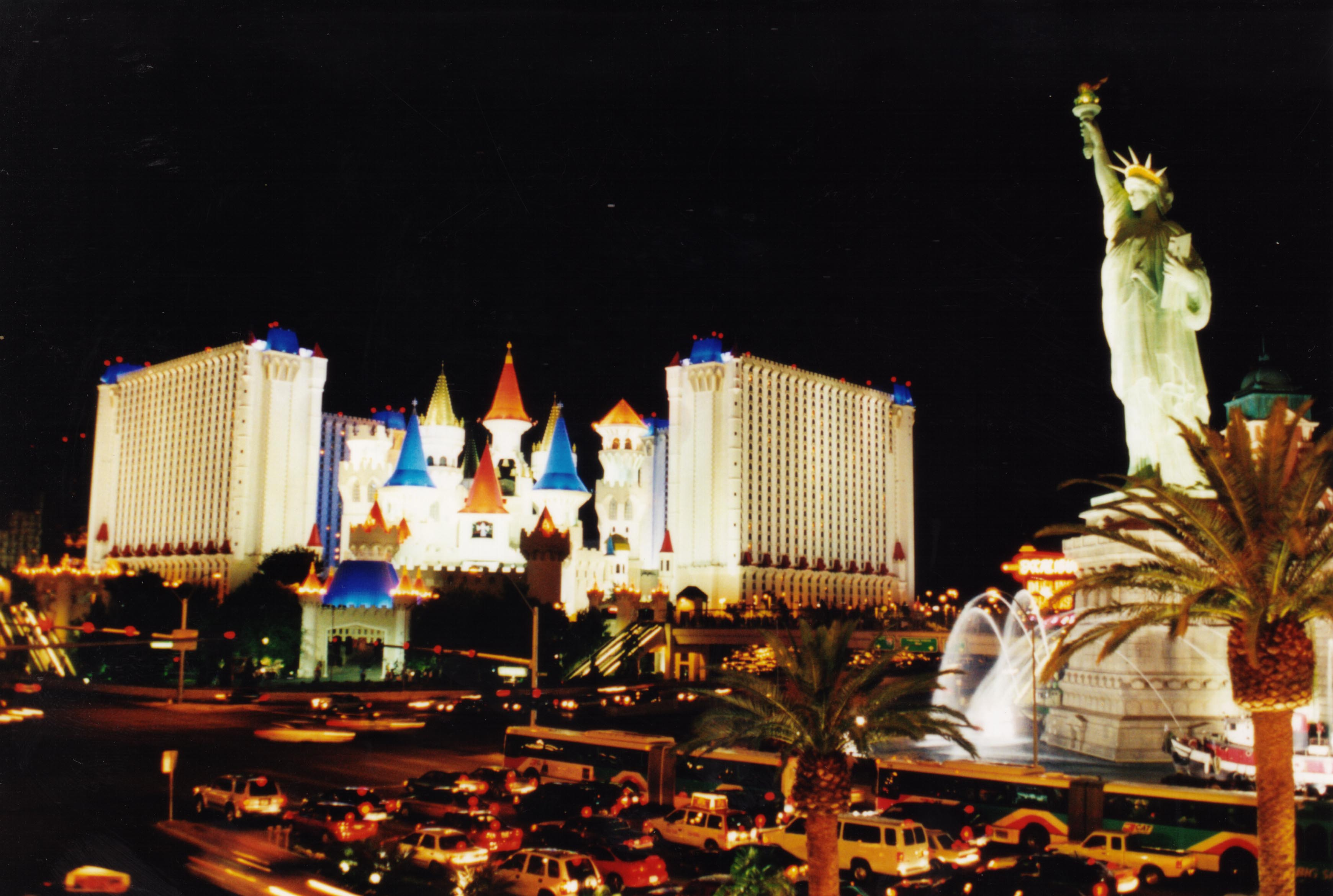 excalibur hotel and casino las vegas